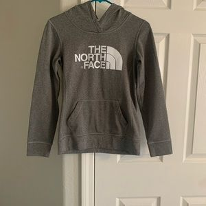 North face hoodie xs